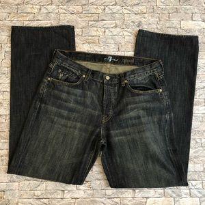 7FAM Relaxed Men's Jeans 34